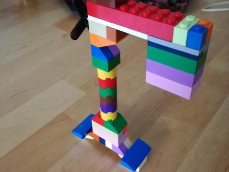 Les jeux de construction