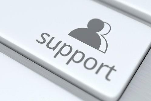 ادارة ودعم الموقع