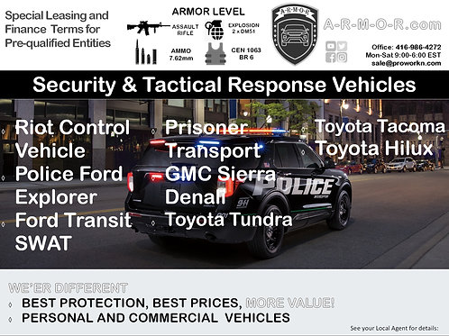 Security and Tactical Response