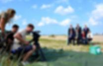 Moritzbollfilm-Team im Studiokino