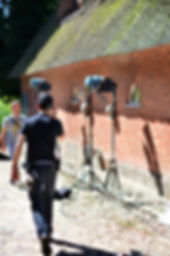 Antikhof Bissee Film Dreharbeiten Abgetaucht Moritz Boll Film