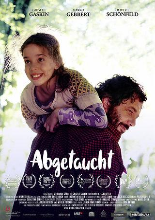 Abgetaucht Film Plakat Moritz Boll Marko Gebbert