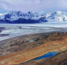 Le souffle des Andes