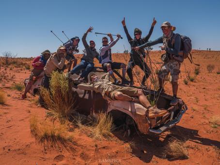 Partir marcher en Australie avec un explorateur, ça vous tente ?