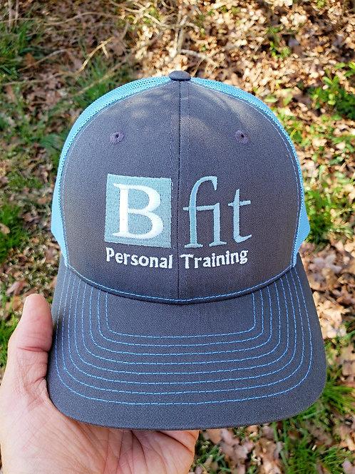 Bfit Trucker Mesh Snapback Hat