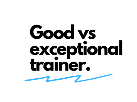 Fire your trainer/coach?