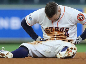 Astros trying to avoid playing this season.