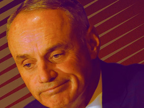 Rob Manfred's time is up.