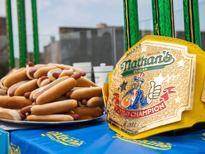 Athletes set to compete in hot dog challenge