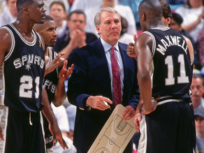 What life was like the last time the Spurs missed the playoffs.