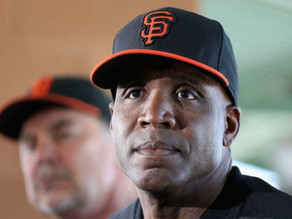 Barry Bonds returns to the Giants