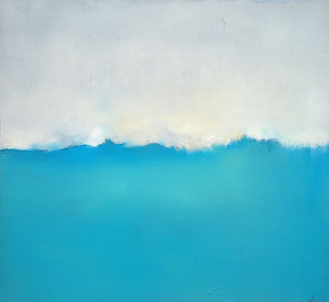Peace and storm 49x54cm oil on canvas 20