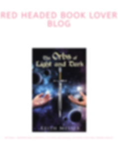 Book review of The Orbs of Light and Dark Book.