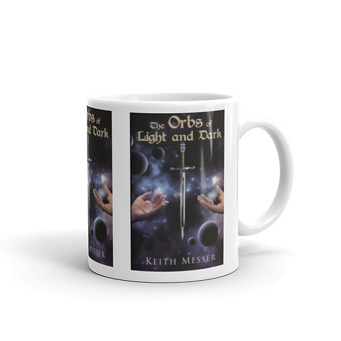 The Orbs of Light and Dark Official Mug