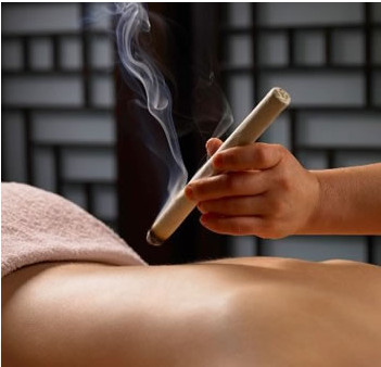 Warming Therapy for Pelvic Pain- Moxa