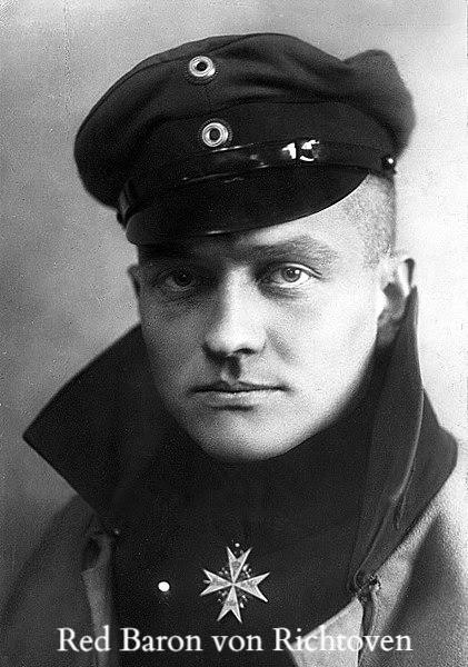 The Red Baron von Richthoven