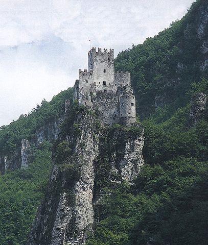 Burg on a Berg - Castle on a Mountain