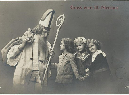 St. Nicholas - Bringer of Gifts