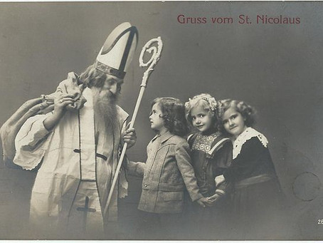 St. Nicholas - Bringer of Gifts