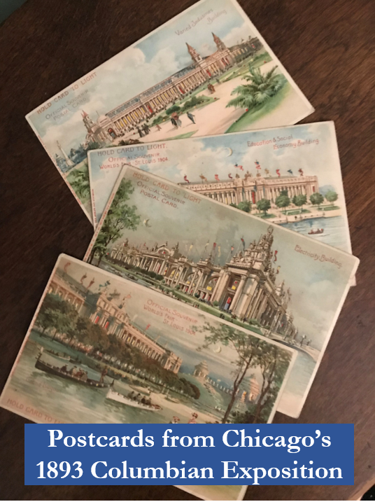 White City Post Cards