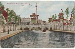 White City Postcard Front