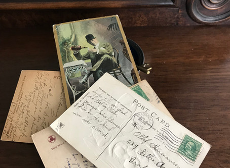 Postcard Pals - Old Swedish Cards in Translation