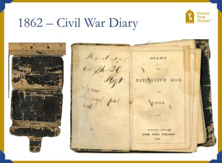 Civil War Diary Translation?