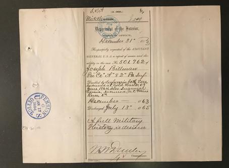 German-Born, Civil War Vet - Newspaper Help
