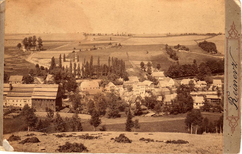 1890c Reinerz - Silesia - Germany