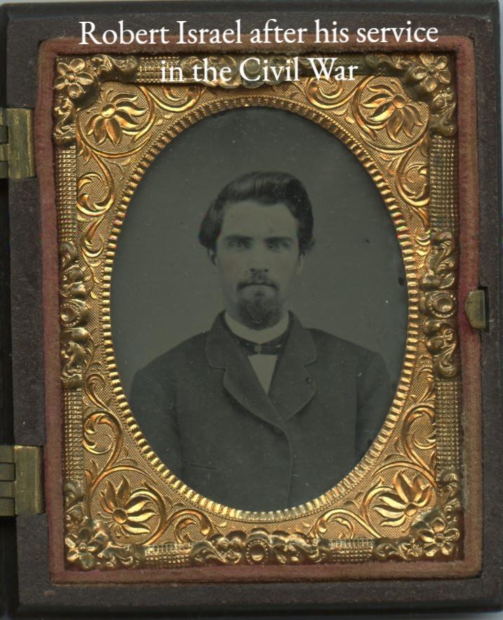 """Civil War"" Robert Israel 1870"