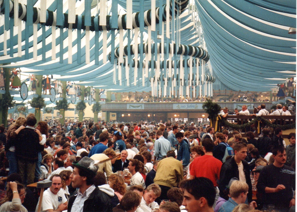 Oktoberfest - Munich from years back
