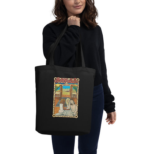 A Little Peace to Die Eco Tote