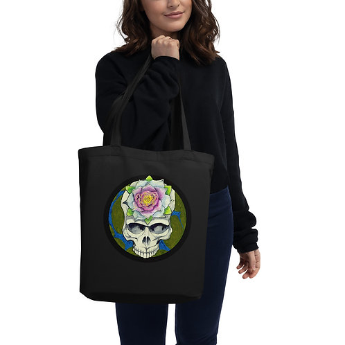 Steal Your Lotus Eco Tote