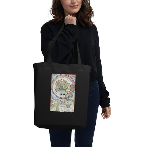 The Bus Came By Eco Tote