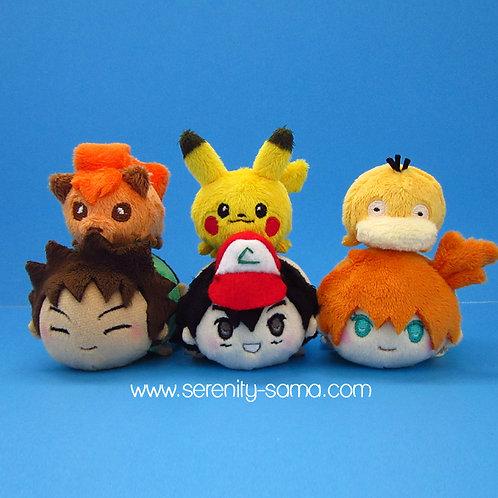 Pokemon Vol. 1 Stacking Plush Pairs