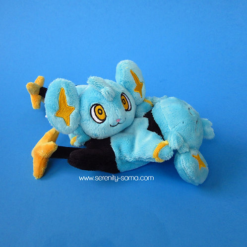 Shinx Kuttari plush