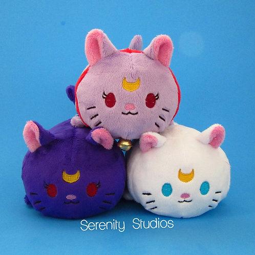 Small Moon Kitties