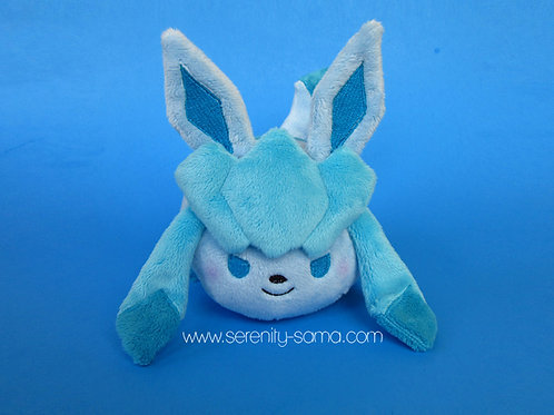 Glaceon Small Stacking Plush