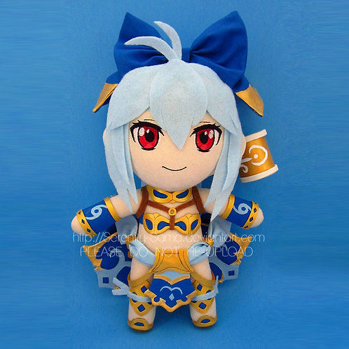 Medium Meru Plush