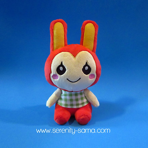 Bunnie Chibi Plush