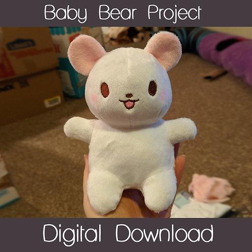 Baby Bear Plush Project