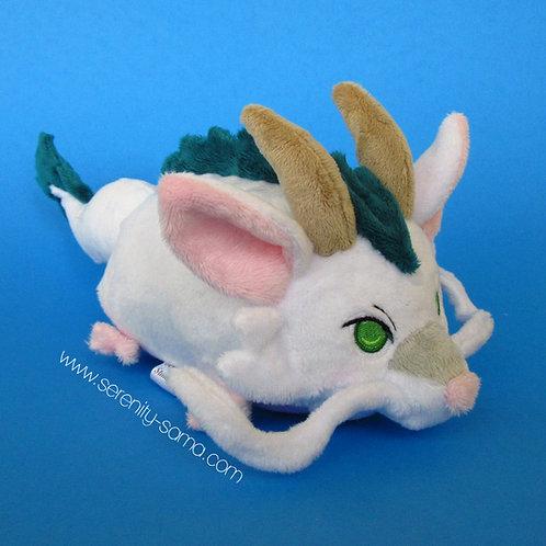Small Dragon Haku Stacking Plush