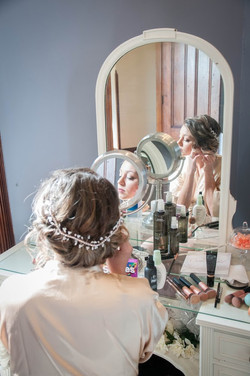 bridal suite mirror
