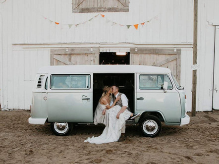 VW Photo booth Bus!