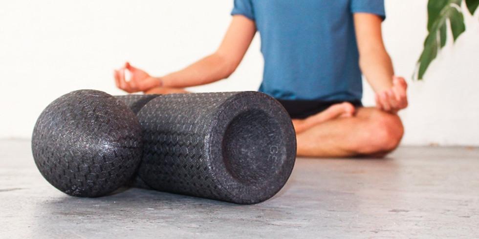 fayo - Faszien Yoga Level 0-1 - Studio Klasse  / noch 1 freier Platz