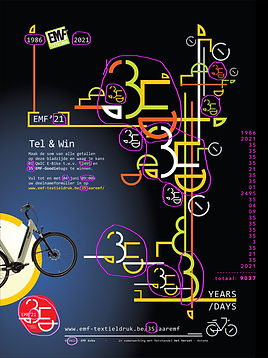 EMF-35 Jaar e-bike wedstrijd results 150