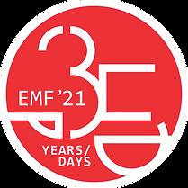 EMF-35 Jaar logo.png