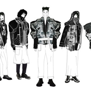 Developing garments Further