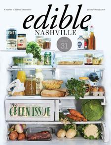 Edible Nashville cover