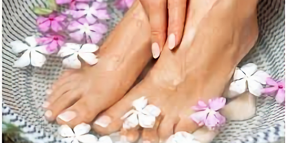 (In Person) Group Pedicures